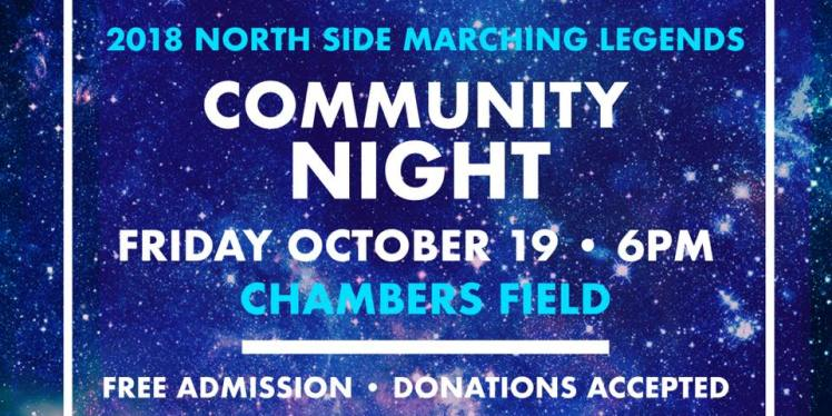 Community night 2018