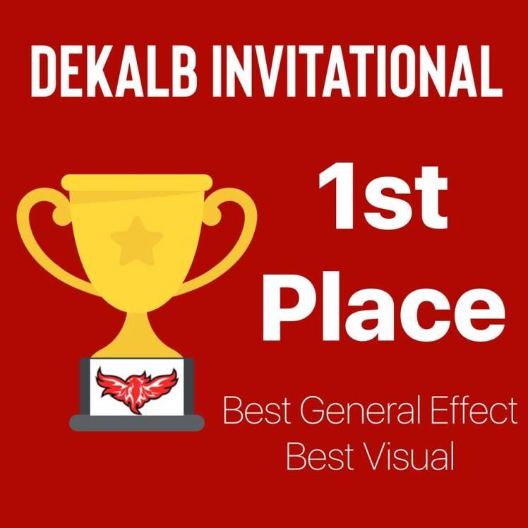 Dekalb 1st place